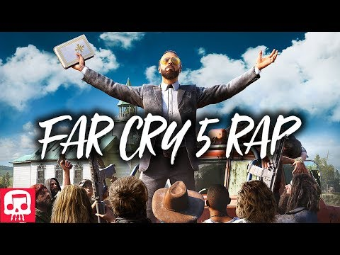 Image Description of : FAR CRY 5 RAP by JT Music (feat. Miracle of Sound) - Shepherd of this Flock
