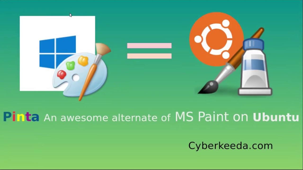 microsoft paint download for ubuntu