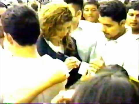 SHARON LA HECHICERA sus INICIOS  1999