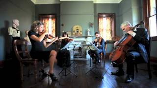 Never Tear Us Apart - INXS - Stringspace String Quartet - cover