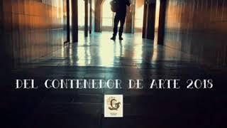 Trabajando ideas en el contenedor de Arte Alburquerque 2018