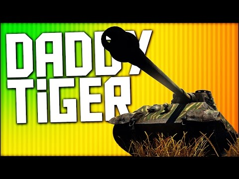 DADDY TIGER - Tiger 105 & Ho 229 - War Thunder RB Gameplay