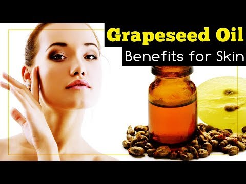 Grape Seed Oil for Skin: Benefits and Side Effects