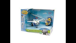 SUPER WINGS  PAUL  R/C  RADIOCOMANDATO ITA ITALIANO
