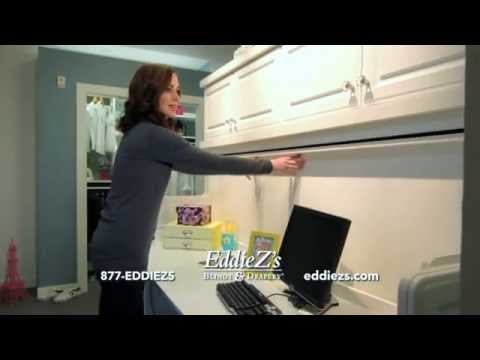 Organization Solutions from Eddie Z's Blinds & Drapery