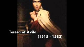 Mystical Poetry - Saint Teresa of Ávila
