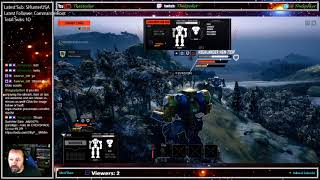 BattleTech Solaris 7 Tournament 1v1 Assault Mech Only Round 1 vs UberJaeger