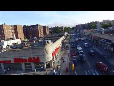 Phantom Drone Over Queens Blvd. NY