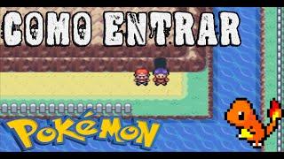 Como Entrar a la Cueva Celeste Pokemón Verde Hoja / Rojo Fuego Y capturar a Mewtwo Loquendo
