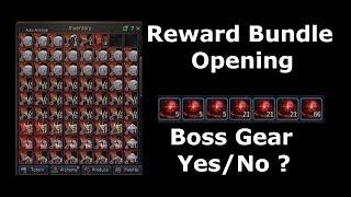 Reward Bundle Boss Opening x144 : Black Desert Online #1