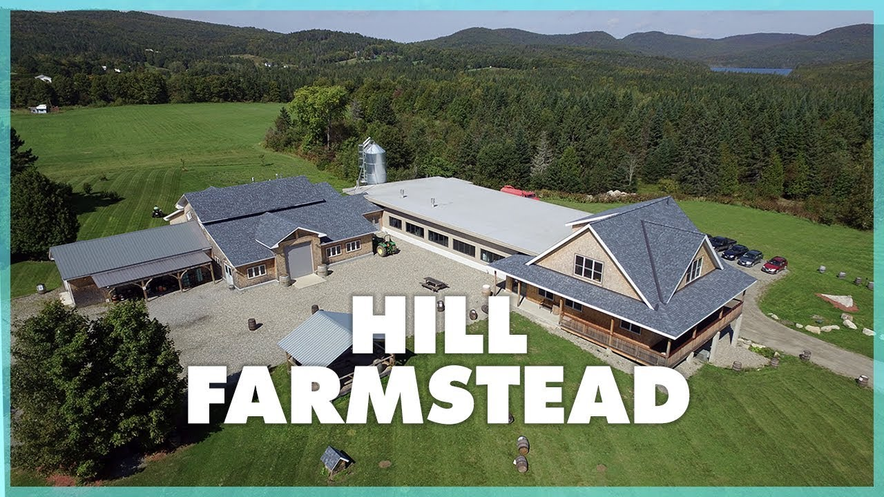 Image result for Hill Farmstead Brewery
