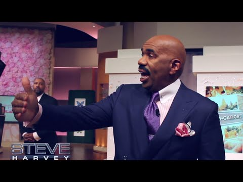 Steve Harvey Uncut: This is how men validate themselves || STEVE HARVEY
