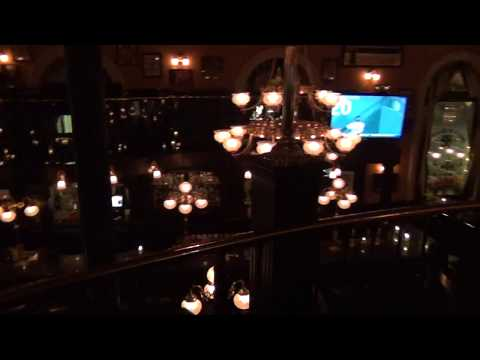Vancouver Island (Pt. 3) - The Bard & Banker, Victoria, BC (featuring the Sasquatch Toss)