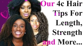 4c Natural Hair Tips To Use in 2016-Collabration + Bonus!