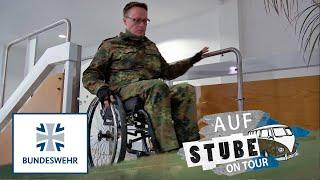 #65 Auf Stube on Tour: Inklusion - Bundeswehr