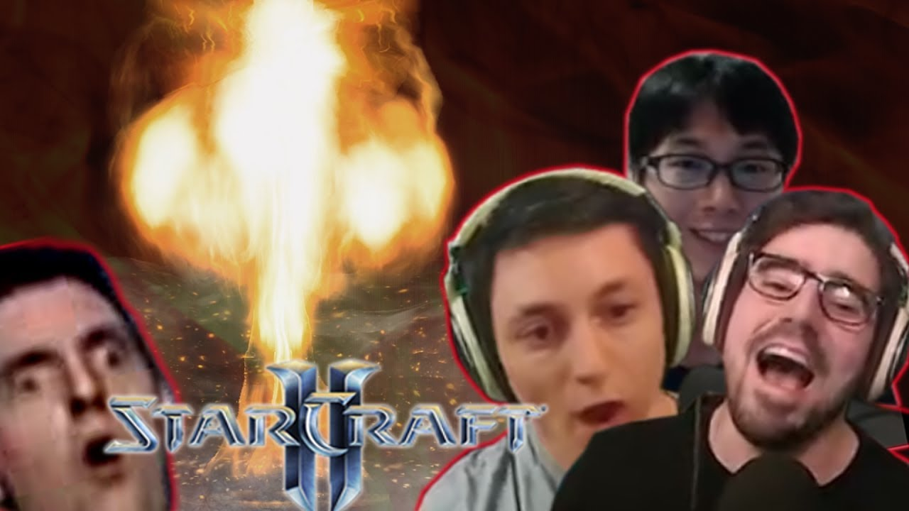 StarCraft just wants to set the world on fire