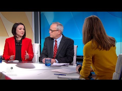 Tamara Keith and Stuart Rothenberg on George H.W. Bush and the GOP's evolution