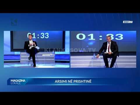 Mbahet debati i parë Abrashi - Ahmeti - 14.11.2017 - Klan Kosova