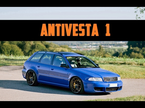 Обзор Audi A4 Quattro 1.8T ANTIVESTA 1. Проект Audi за 220.  Покупка бу Ауди