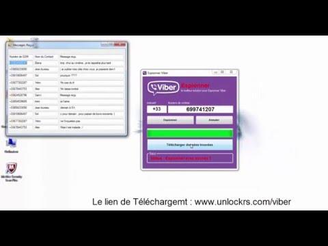 Telecharger logiciel espion viber gratuit