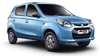Maruti Suzuki Alto 800 Review & Test Drive 2014