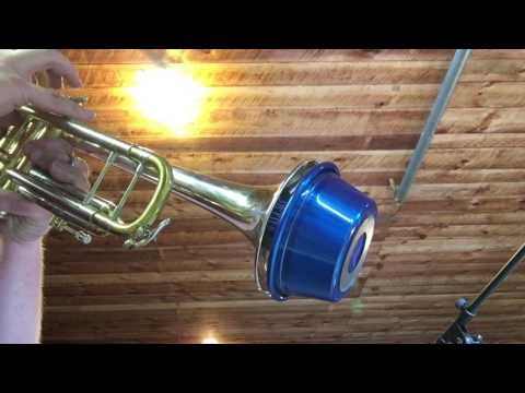 Wallace Fixed Cup Mute TWC 401F Demo