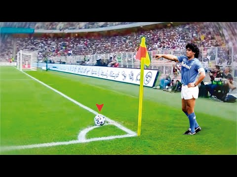 10 Times Diego Maradona SHOCKED The World