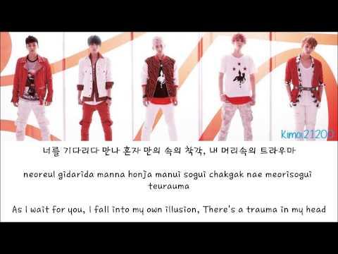 MYNAME - Let Me Cry [Hangul/Romanization/English] HD