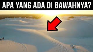 Dunia Masa Lalu yang Tersembunyi di Bawah Gumuk Pasir