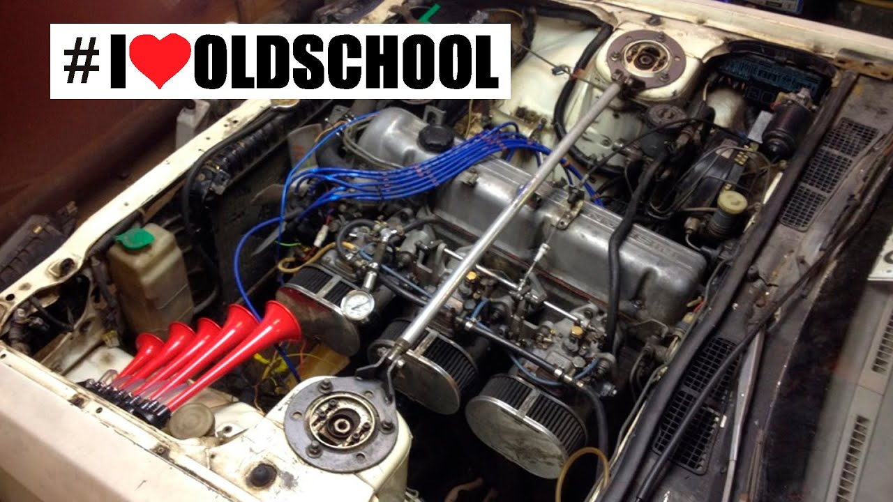 Bosozoku Nissan Skyline R30 L28 Oer Carburetor Intro