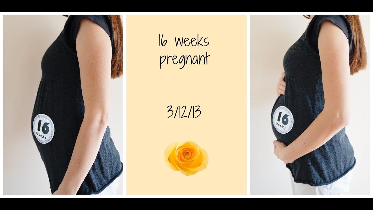 16 weeks pregnant & GENDER Reveal