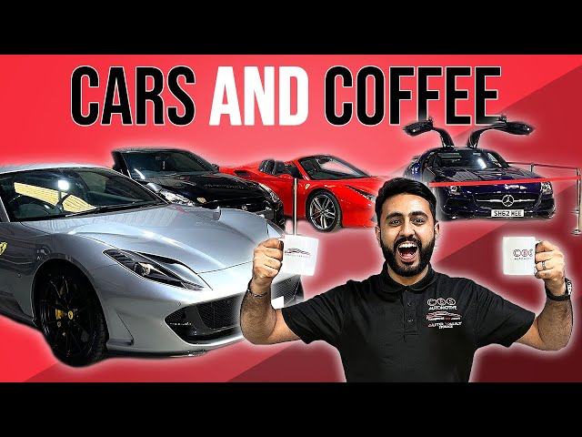 Cars & Coffee At Cambridge Car Audio | September 2021