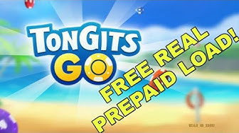 How to play TONGITS GO! Give you Real Prepaid Load!