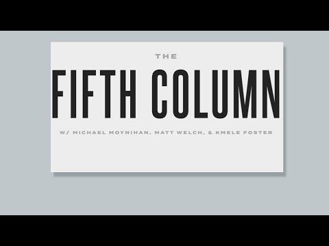 Moynihan's Chavez Rant - The Fifth Column Podcast