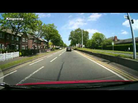 A drive around Widnes (2014) [Part 1 of 9]