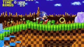 KingMasterReview: Sonic The Hedgehog Genesis (GBA) Review