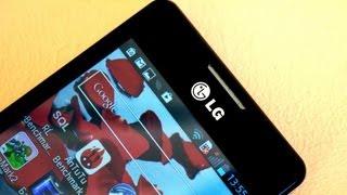LG Optimus L4 II E440 - бюджетный смартфон - видео обзор