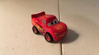 McQueen Monday: Mini Racer Lightning McQueen diecast review