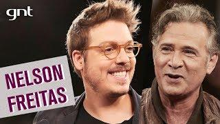 Melhores Momentos: Nelson Freitas e o salvamento pelo rádio | Que História É Essa, Porchat?