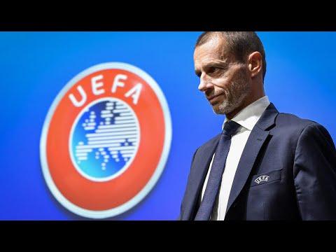L'EURO 2020 REPORTÉ, LA LIGUE DES CHAMPIONS SUSPENDUE