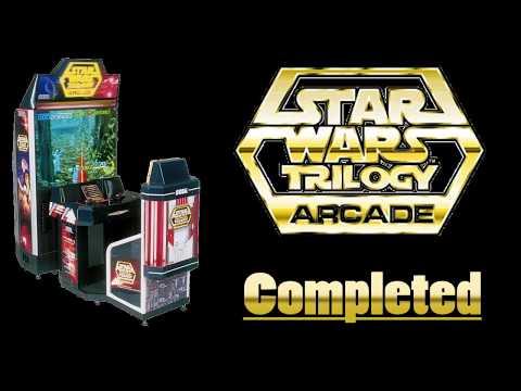 STAR WARS TRILOGY Arcade (Supermodel R619 Emulator) Completed