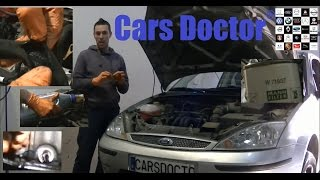 Solucionar tirones y perdida potencia Gasolina+Cambio Aceite Focus 1.6