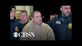 "Drug lord ""El Chapo"" sentenced to life plus 30 years"