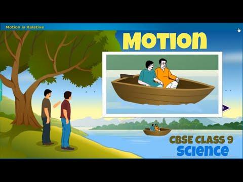 Unit-1 Motion | CBSE - Class IX