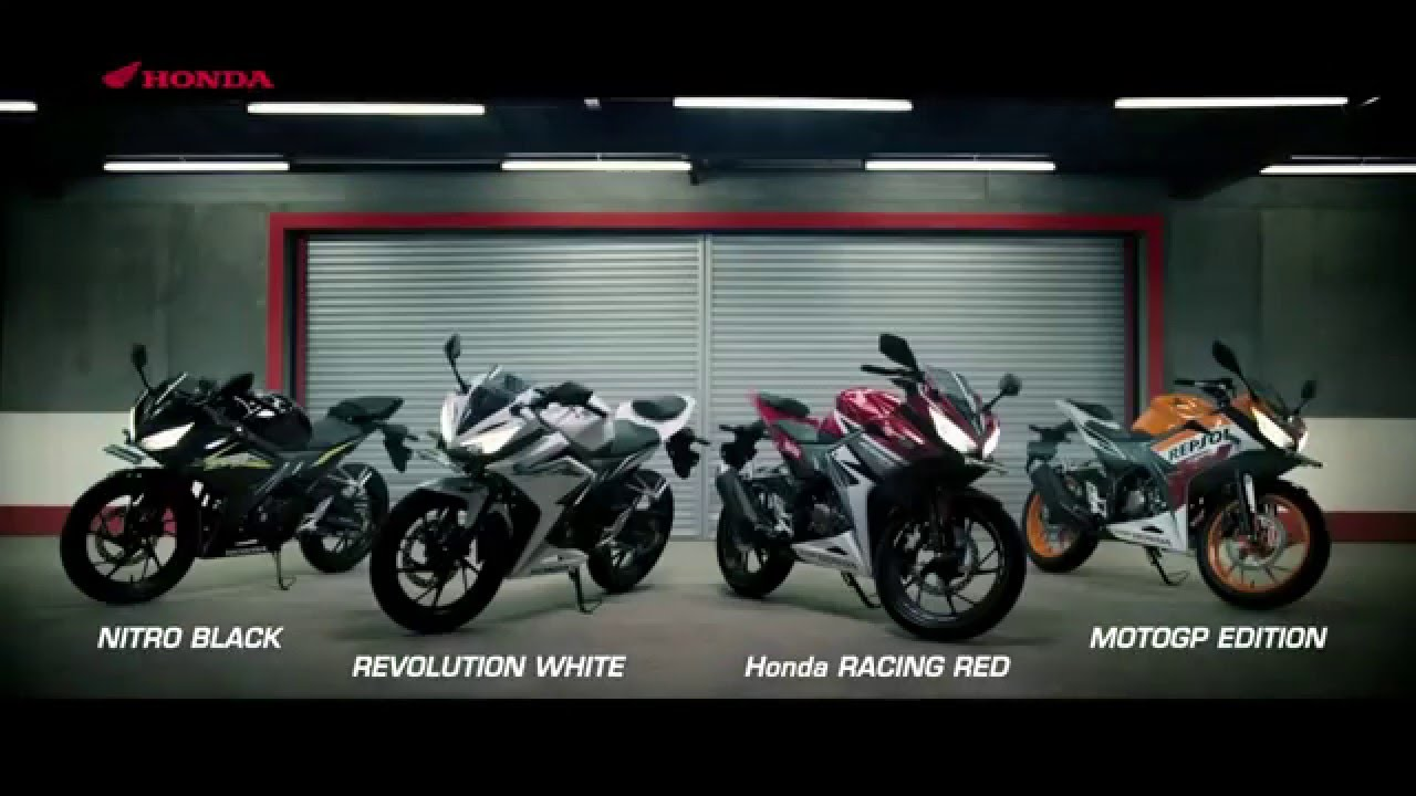 2016 all new honda cbr150r product introduction vp indonesia hd youtube