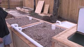 Custom Residential Aquaponic System