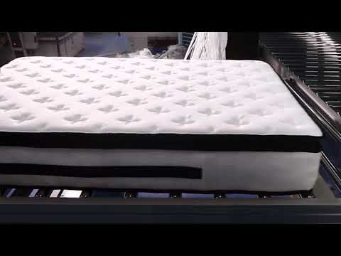 Luxdream Mattress 32cm Brideco 7-Zone Euro Top Pocket Spring Bed
