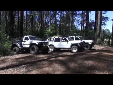 4x4 Adventure Club - Toolangi (S1/E6)