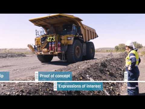 Mine Energy Solutions -  High Density Compressed Natural Gas Trial feat  New Hope testimonial