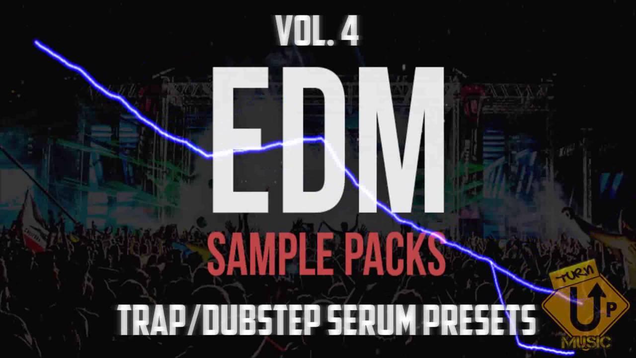 Trap & Dubstep Serum Presets | FREE EDM SAMPLE PACK VOL  4 | ROYALTY FREE